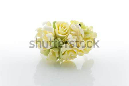 Wedding flower accessory Stock photo © svetography