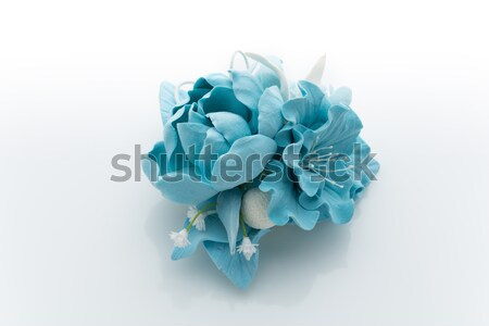 Wedding flower accessory Stock photo © svetography