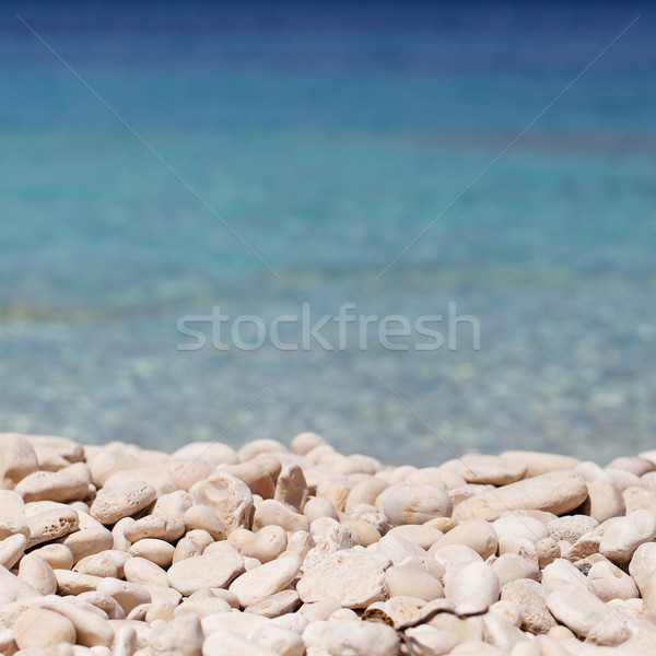 Sea pebbles Stock photo © svetography