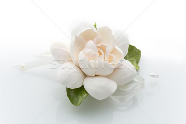 Stok fotoğraf: Düğün · çiçek · el · yapımı · dekorasyon