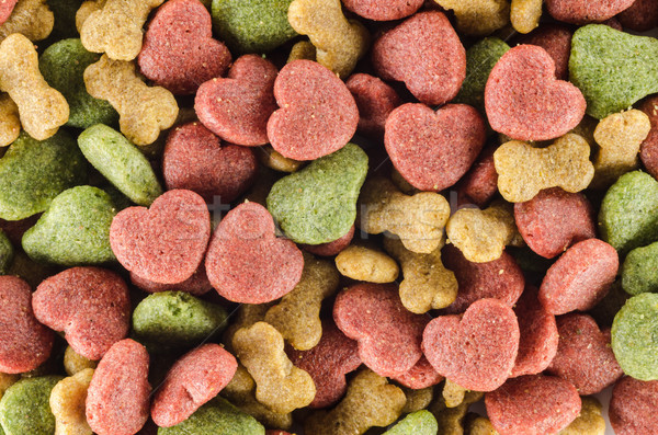 Dog food Stock photo © sweetcrisis
