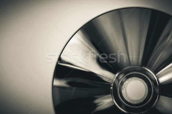 CD or compact disk Stock photo © sweetcrisis