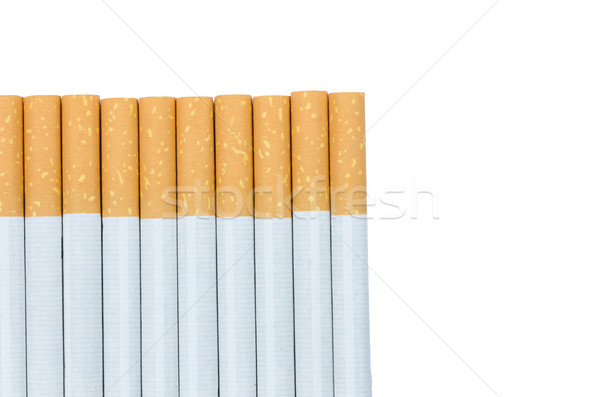 Cigarettes Stock photo © sweetcrisis