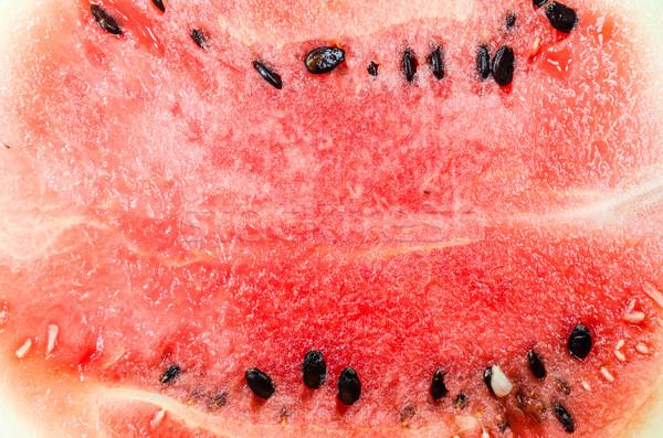 Water melon slice Stock photo © sweetcrisis