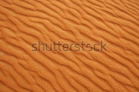 赤 砂 砂漠 リヤド サウジアラビア ストックフォト © swisshippo
