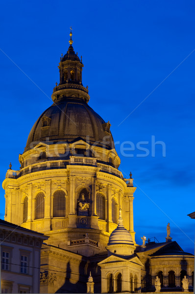 St. Stephens Basilica Stock photo © szabiphotography