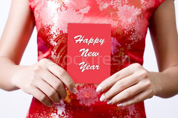 Happy New Year  Stock photo © szefei