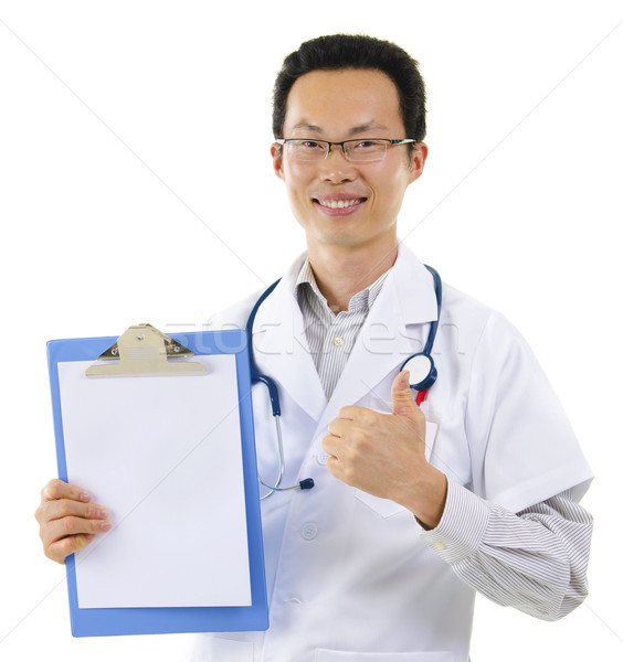 Perfect Medical Test Results Stock photo © szefei