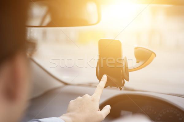 GPS Navigation Stock photo © szefei