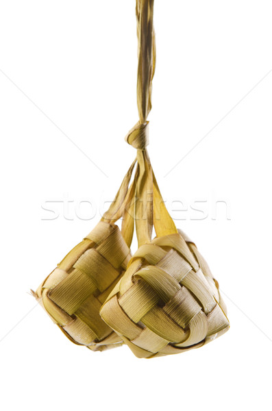 Ketupat Stock photo © szefei
