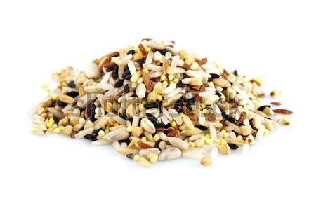 Raw grains Stock photo © szefei