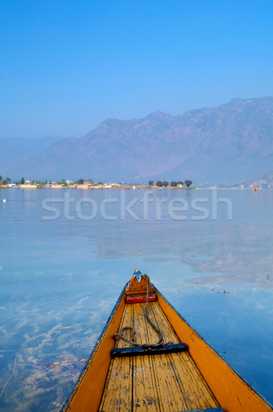 Stock photo: Dal Lake