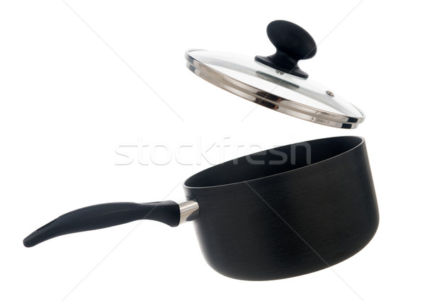 Cooking pot isolated Stock photo © szefei