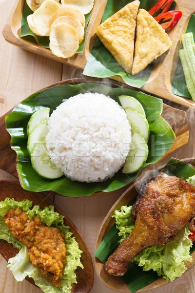 Noto tradizionale alimentare Foto d'archivio © szefei