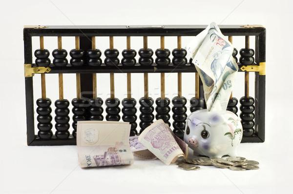 Financial concept Stock photo © szefei