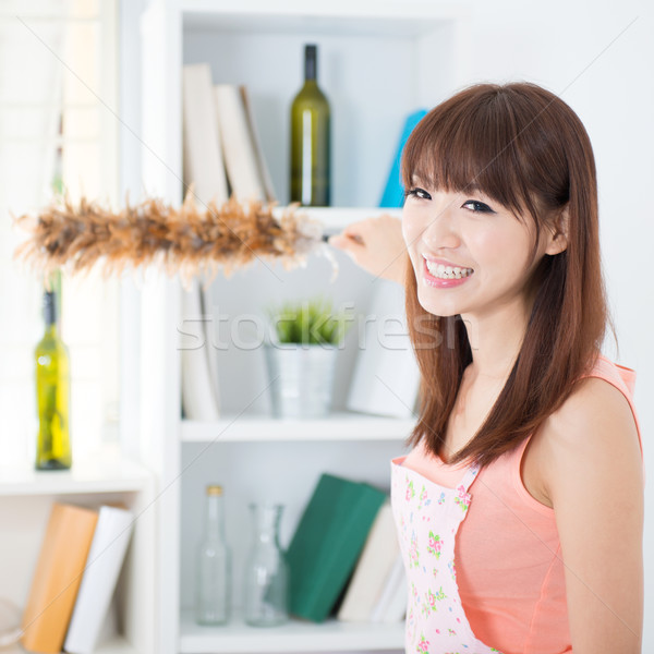 Housecleaning Stock photo © szefei