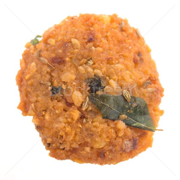 Croustillant profonde casse-croûte nourriture de rue sous-continent indien Sri Lanka Photo stock © szefei