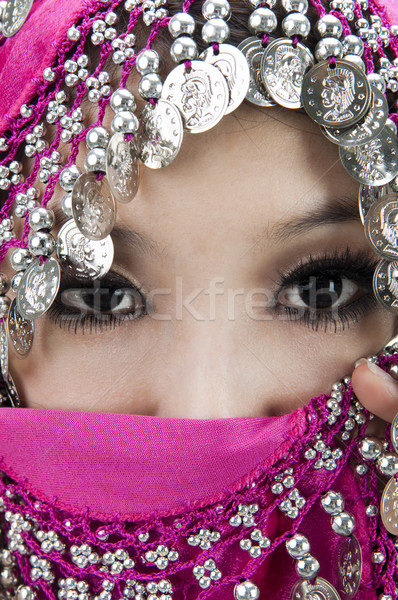 Muslim women Stock photo © szefei