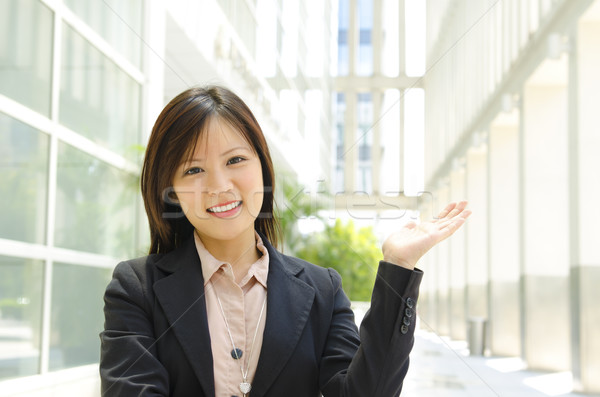Welcoming Stock photo © szefei