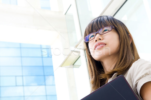 Business Outlook. Stock photo © szefei