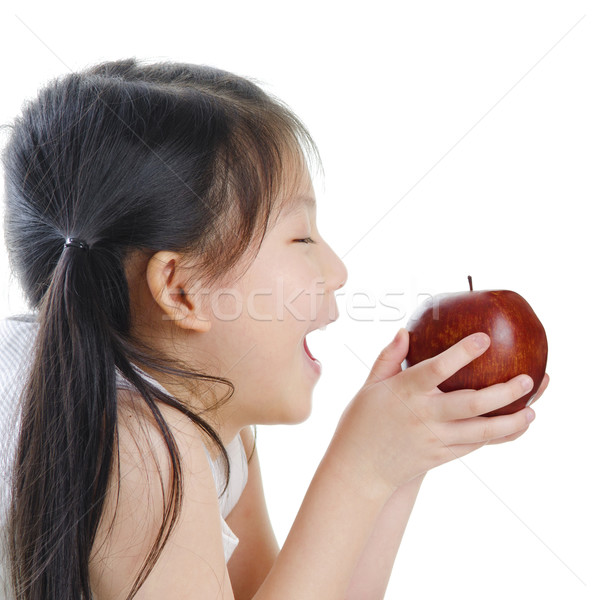 Healthy eating Stock photo © szefei