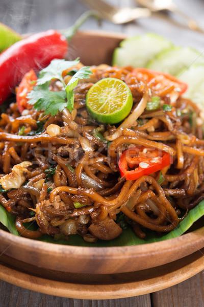 Indonesian and Malaysian cuisine Stock photo © szefei
