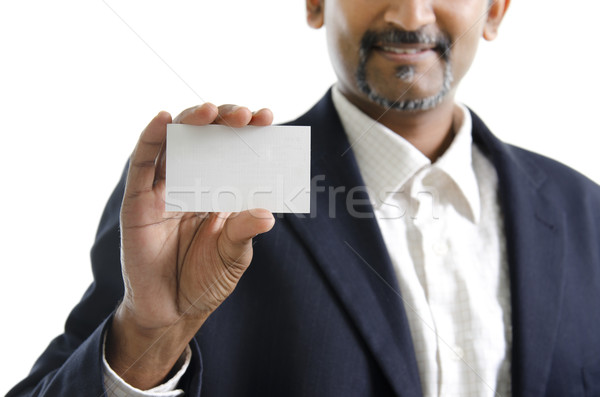 Business card Stock photo © szefei