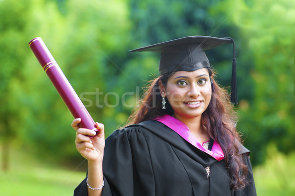 Graduation Stock photo © szefei