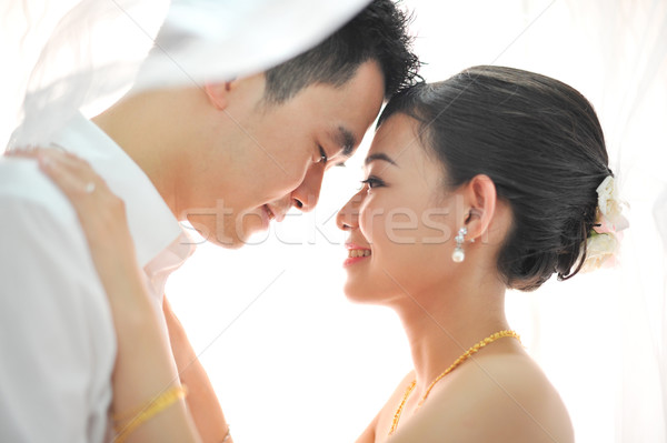 Stock photo: Romantic dance