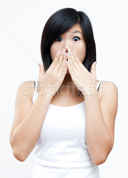 Unbelievable! Stock photo © szefei