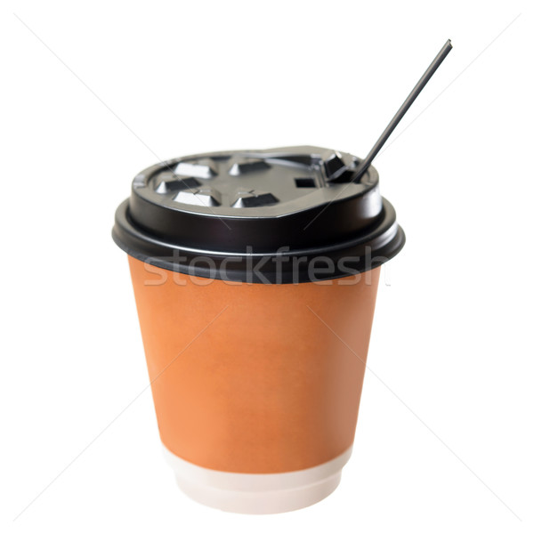 Paper coffee cup  Stock photo © szefei