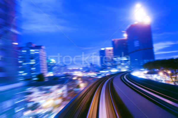 Urban city Stock photo © szefei
