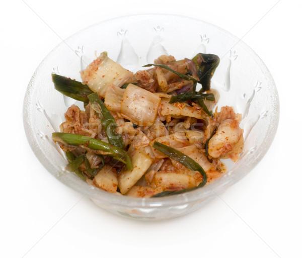Stock photo: Korean Kimchee.