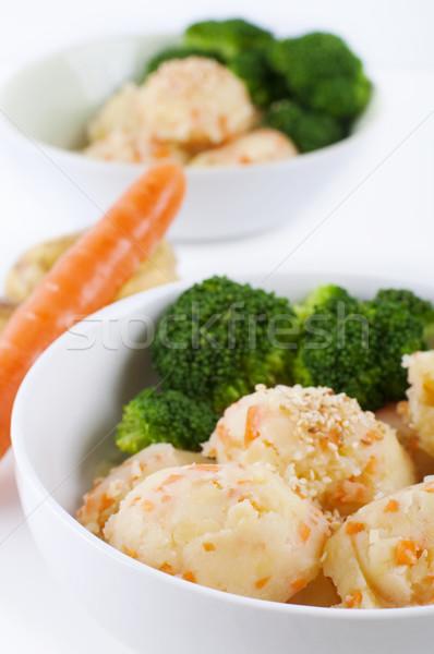 Potato Salad. Stock photo © szefei