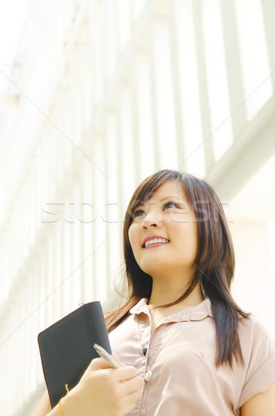Business Outlook. Stock photo © szefei