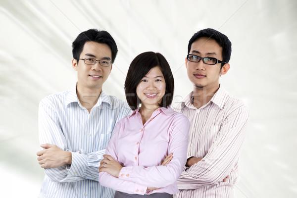 Business team Stock photo © szefei