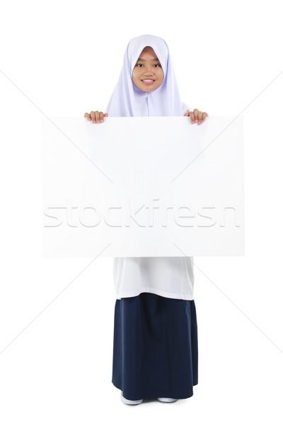 Blank board Stock photo © szefei