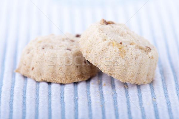 Amandel cookies beroemd speciaal administratief regio Stockfoto © szefei