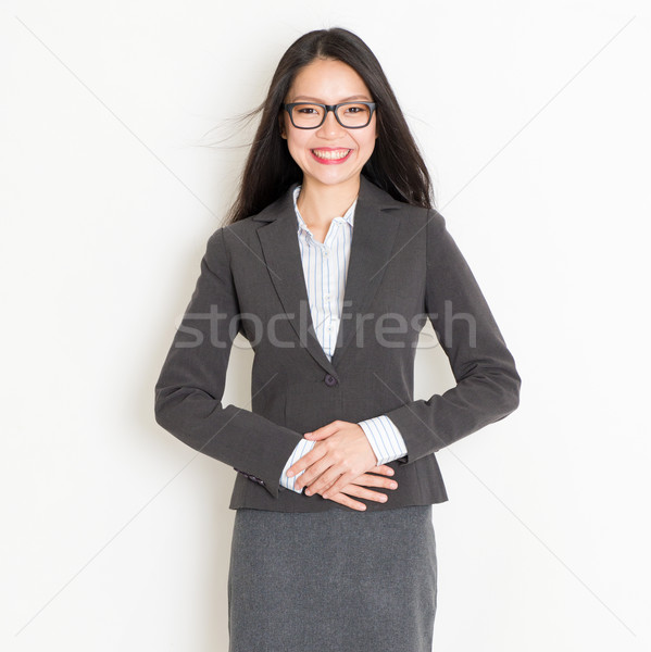 Asian business people  Stock photo © szefei