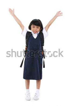 First day to school Stock photo © szefei