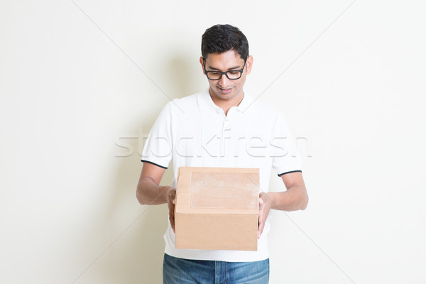 Courier delivery Stock photo © szefei