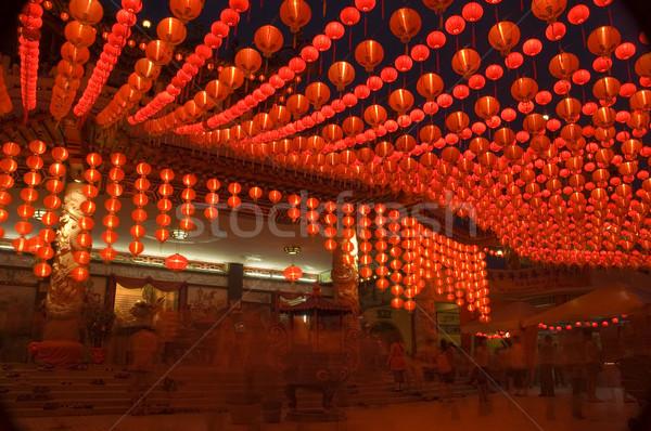 Lanterns. Stock photo © szefei