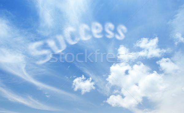 Success Stock photo © szefei