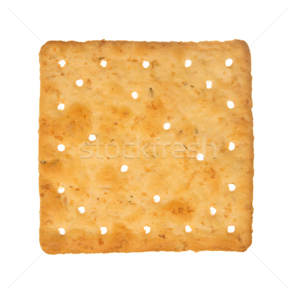 Wheat cracker. Stock photo © szefei