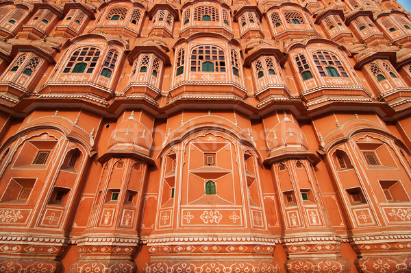 Hawa Mahal  Stock photo © szefei