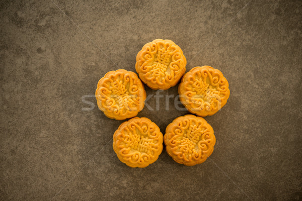 Mid-Autumn Festival Mooncakes  Stock photo © szefei