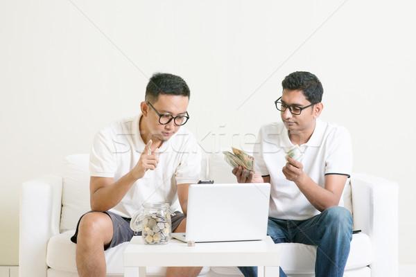 Online business concept Stock photo © szefei
