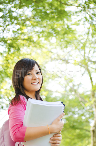 College student Stock photo © szefei