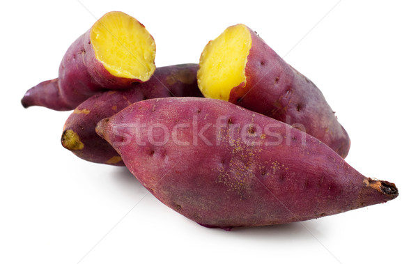 Sweet potatoes. Stock photo © szefei