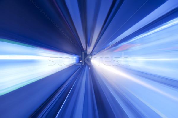 Tunnel. Stock photo © szefei